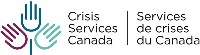Crisis Services Canada logo