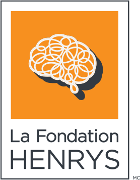 Henry's Foundation black logo