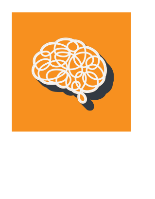 Henry's Foundation white logo